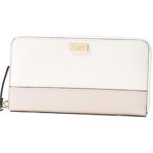 Kate Spade Neda Laurel Way Leather Wallet